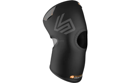 shock doctor knee compression support
