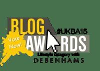 UKBlogAwards 2015