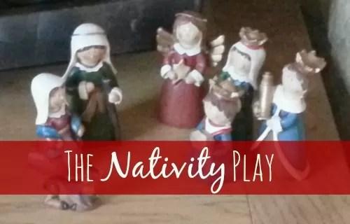 the preschool nativity play