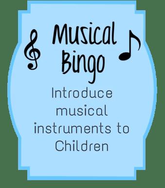 Musical Bingo - Bubbablue and me