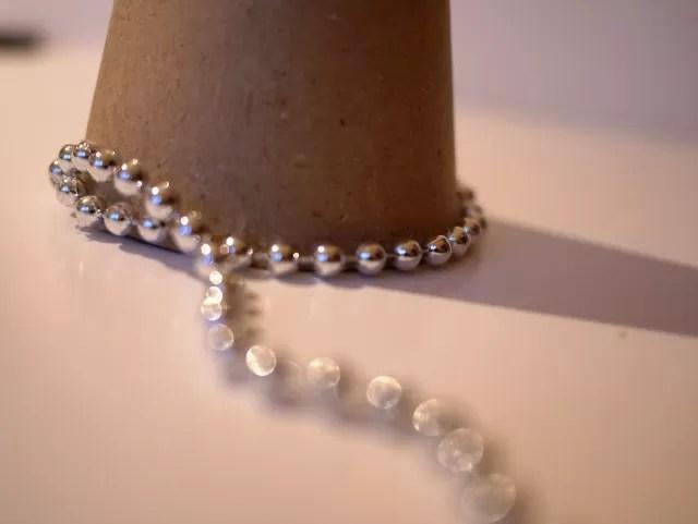 bead a christmas tree cone