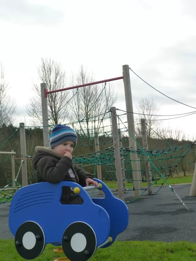 heritage motor centre - play area