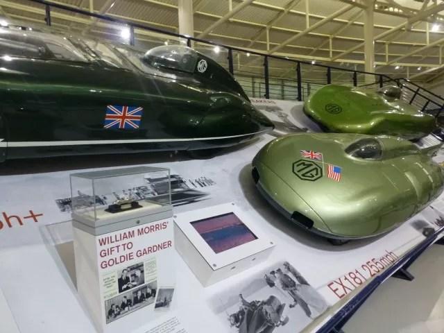 landspeed record vehicles