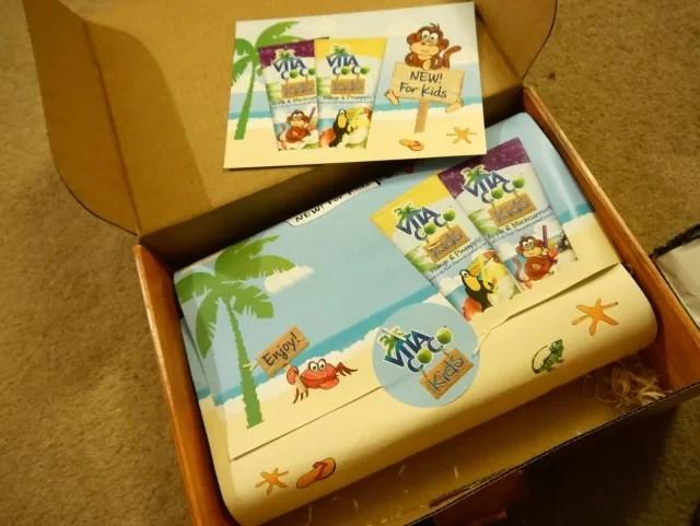 Vita Coco children's drinks