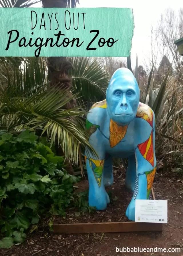 Days out Paignton zoo - Bubbablueandme