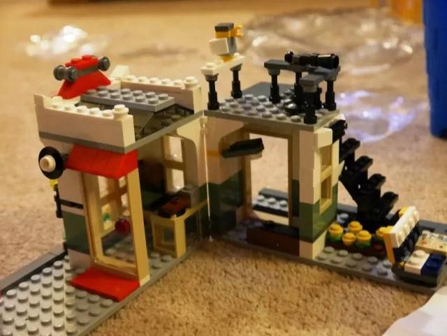 Post office Lego Creator