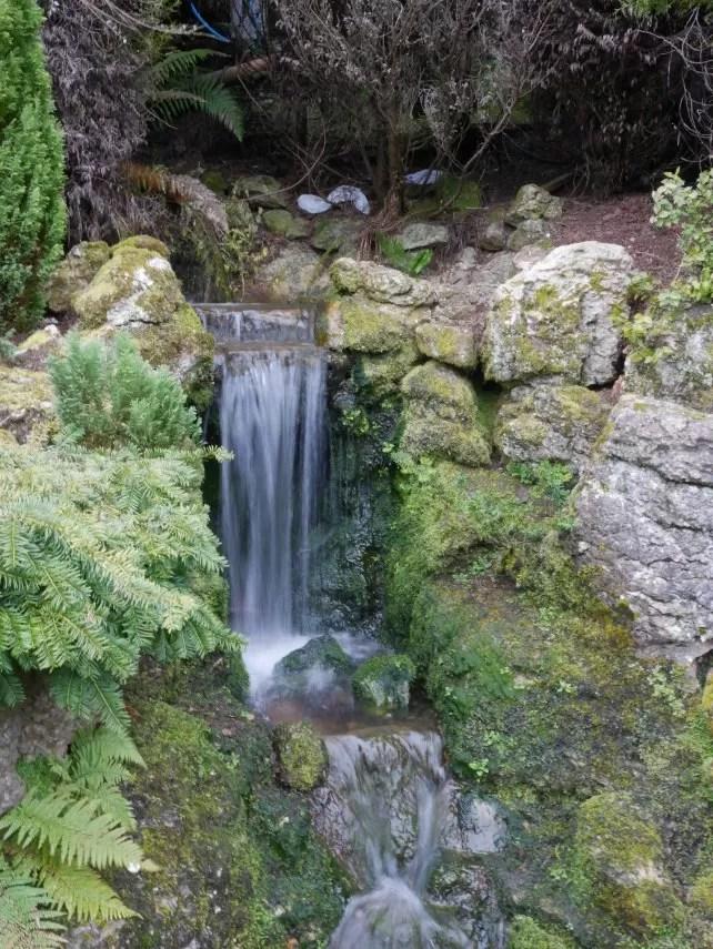 Practising waterfall photos