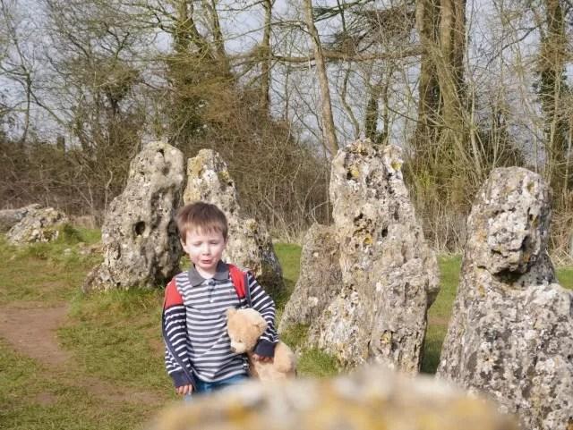 whispering knights stones