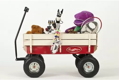 www.tobywagons.com-all-terrain-pull-along-red-wagon-cart-trolley-in-action-radio-flyer-children-3-500x500