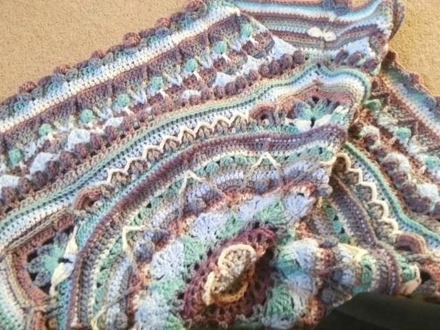 Crochet a long 2015 sophie's universe