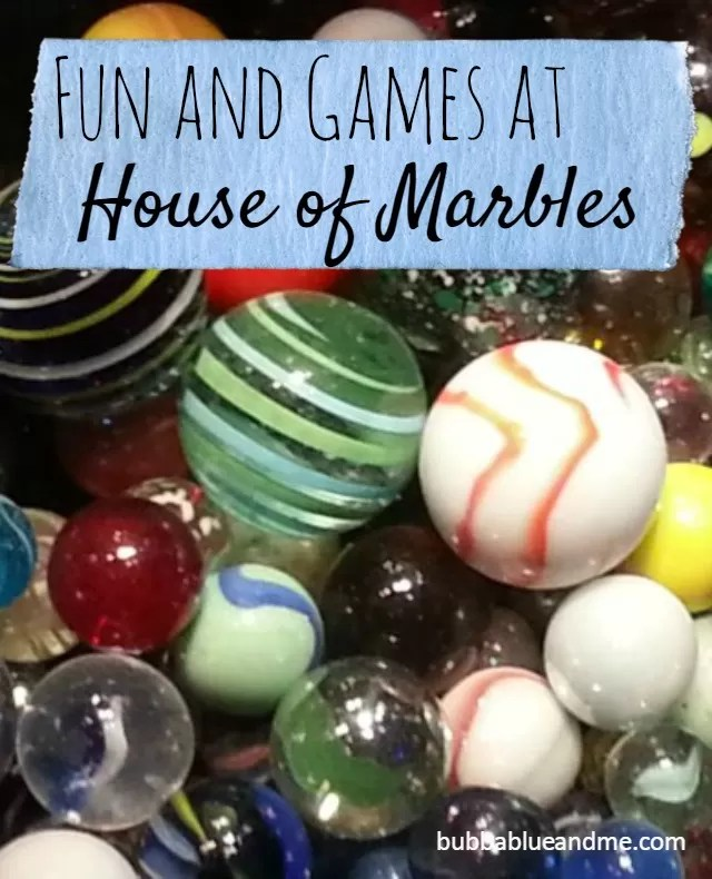 House of Marbles museum & games - Bubbablue and me