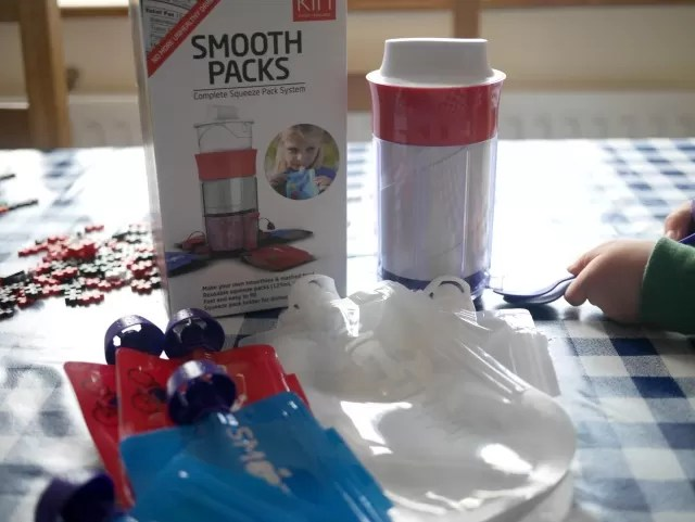 Smoothpack station contents
