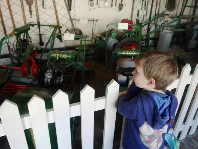 lawn mower museums