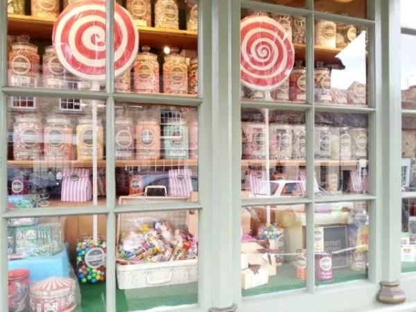 Burford sweet shop