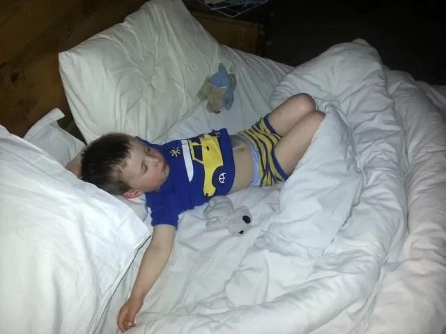 the jive talker sleep position