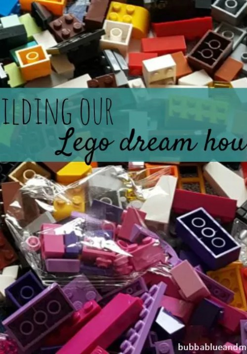 Building our Lego dream house with Ocean Finance