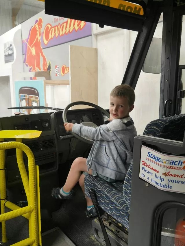 little bus driver