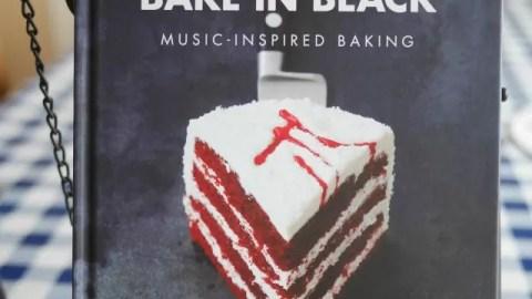 Bake in Black recipe book