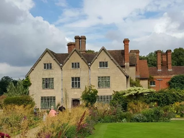 National Trust Packwood House