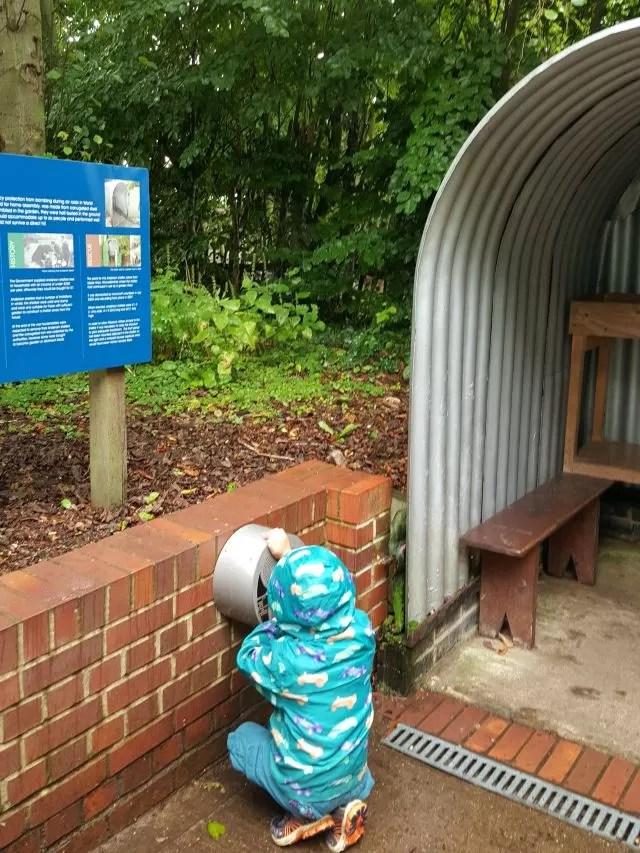 anderson shelter sound machine