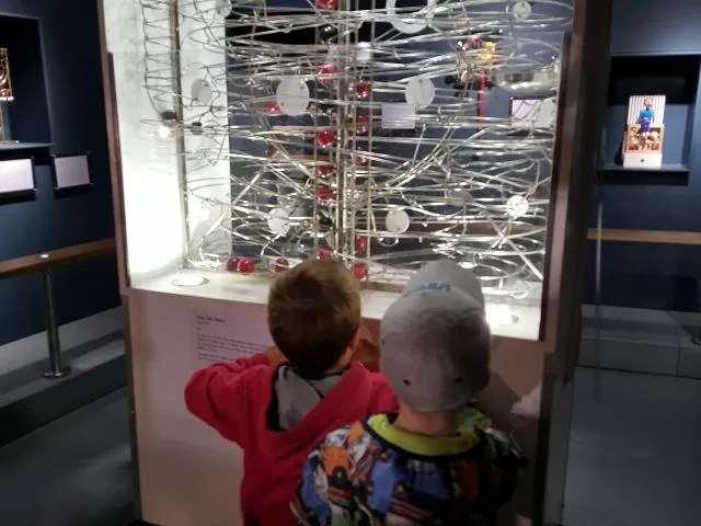 marble run - MAD Museum