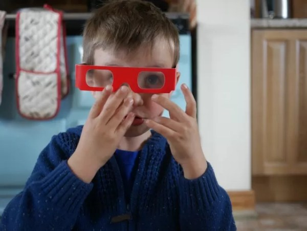 Ghost Hunt glasses