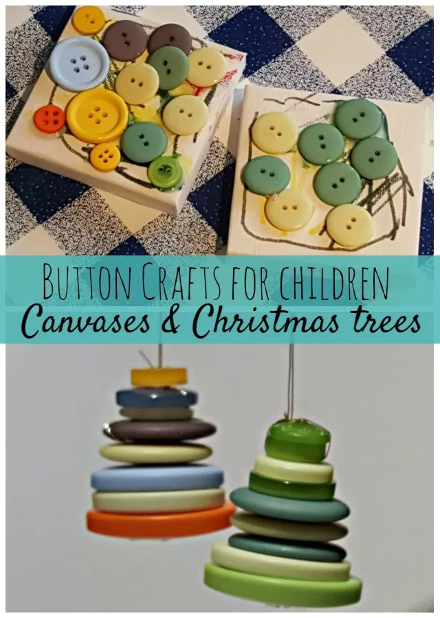 button craft activities for children - Bubbablue and me