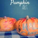 How to pimp your pumpkin the easy way – Sharpie pumpkin art