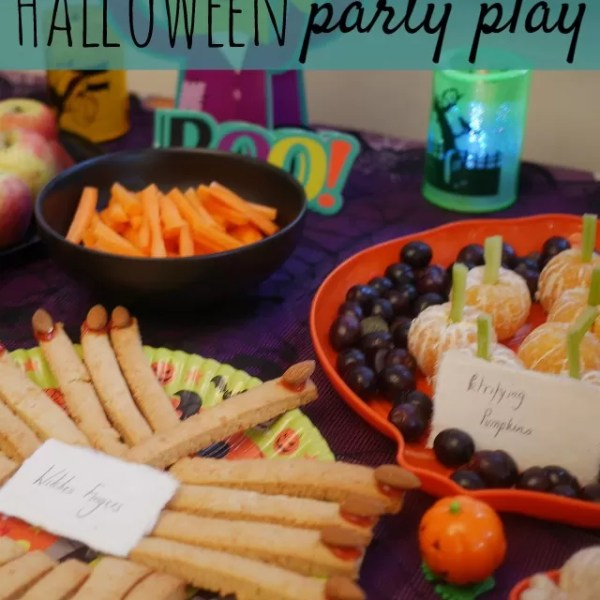 Halloween party play