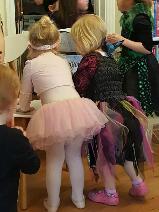 tutu skirt costumes
