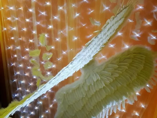 feather staircase at Waddesdon Manor