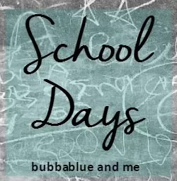 Bubbablue and me
