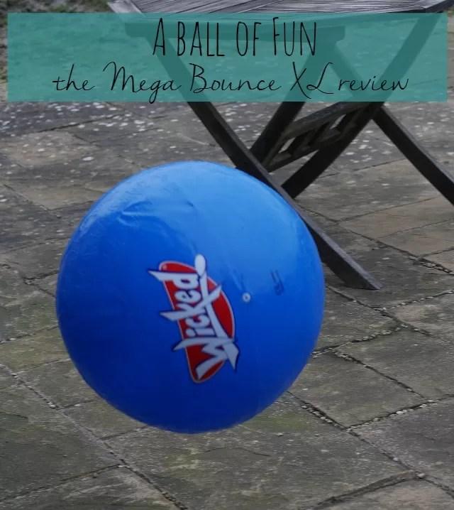 Megabounce xl ball review