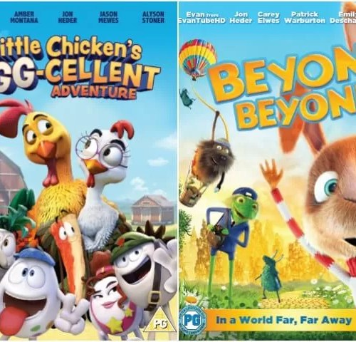 Spring children's film releases giveaway
