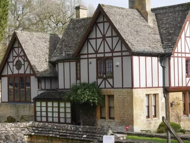 house at Chedworth roman villa
