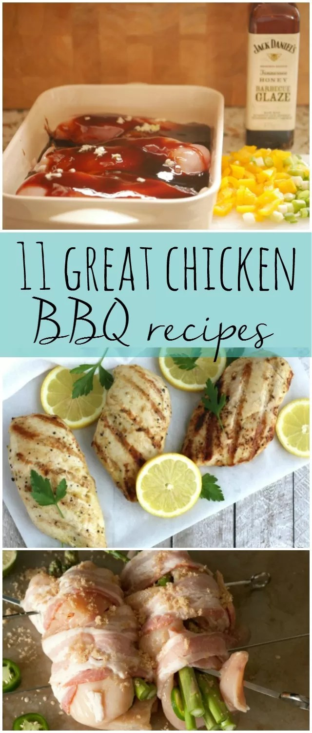 11 great chicken bbq recipes - Bubbablue and me