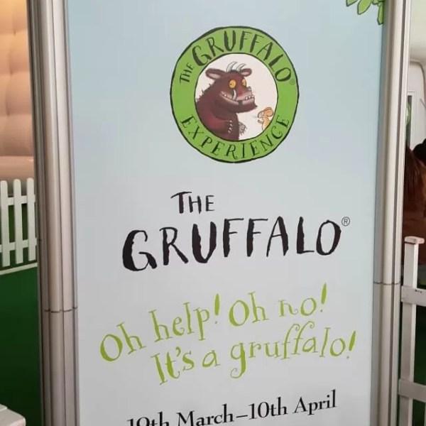 A Gruffalo Experience in Milton Keynes