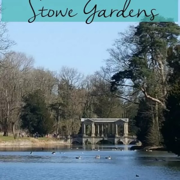 National Trust Easter trails at Stowe Gardens
