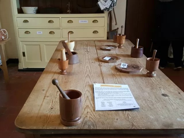 spices activity at michelham priory