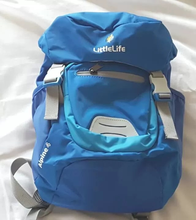 LittleLife Alpine 4 day pack