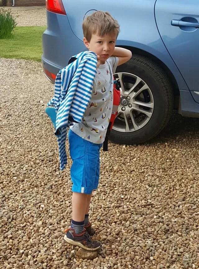 Mothercare summer clothes