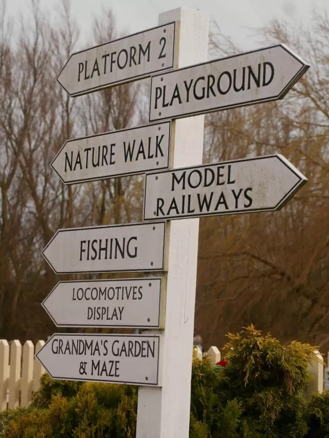 eastbourne miniature steam railway centre