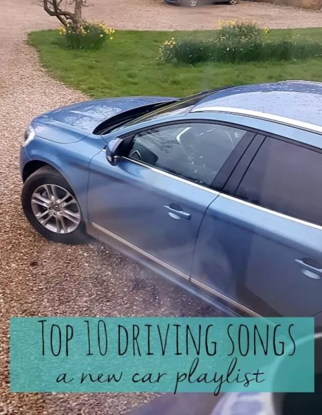 top 10 driving songs a new car playlist - Bubbablue and me