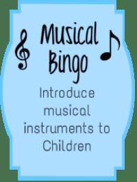 Musical bingo