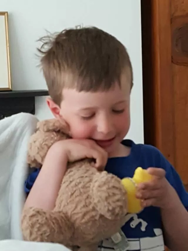 hugs with teddies