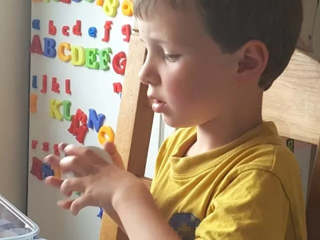 playing creativity - school days