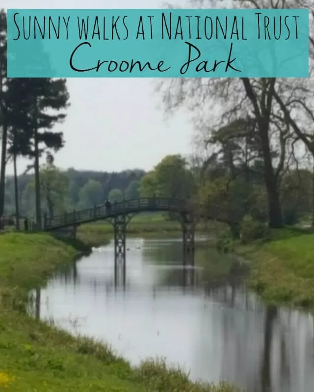 sunny walks at croome park - Bubbablue and me