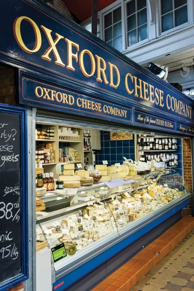 Oxford Cheese Company