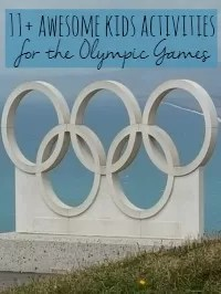 olympic themed activities