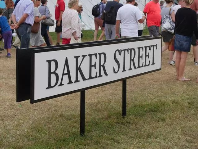 Baker Street at Countryfile live